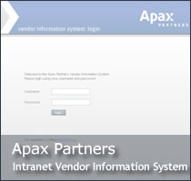 Apax Partners Web Application
