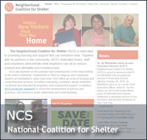 National Coalition for Shelter