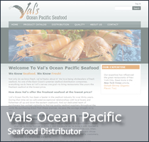 Vals Ocean Pacific Seafood